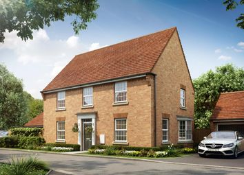 """Thumbnail 4 bed detached house for sale in """"Cornell"""" at Clinton Avenue, Luton"""