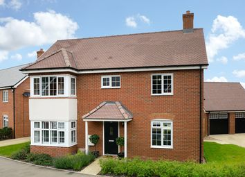 Thumbnail 4 bed detached house for sale in Coppins Close, Berkhamsted