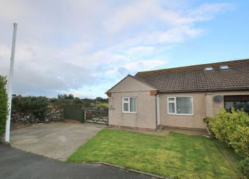 Thumbnail 3 bed semi-detached bungalow for sale in Slieau Curn Park, Kirk Michael, Isle Of Man