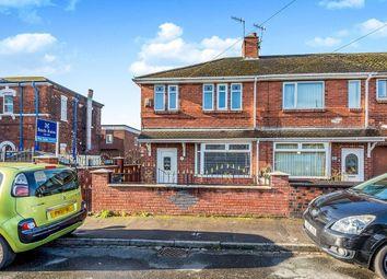 Thumbnail 3 bed terraced house for sale in Clarke Street, Stoke-On-Trent