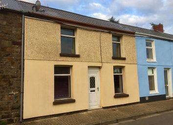 Thumbnail 3 bed terraced house for sale in Rowland Terrace, Nantymoel, Bridgend, Bridgend.