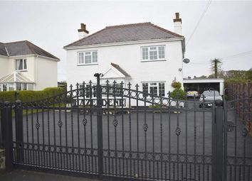 Thumbnail 3 bedroom detached house for sale in Pennard Road, Pennard, Swansea