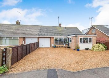 Thumbnail 2 bedroom bungalow for sale in School Road, Newborough, Peterborough, Cambridgeshire
