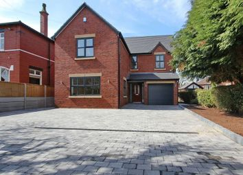 Thumbnail 5 bed detached house for sale in Dales Lane, Whitefield, Manchester