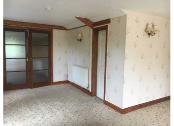 Thumbnail 1 bed bungalow to rent in Llanfairtalhaiarn, Abergele