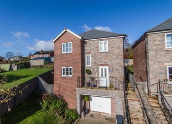 4 bed detached house for sale in Trenavin Close, Crediton EX17