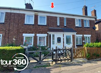 Thumbnail 3 bed terraced house for sale in Willesden Avenue, Peterborough