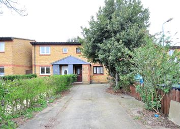 Thumbnail 3 bed terraced house for sale in Temple Close, London
