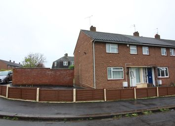 Thumbnail 3 bed end terrace house for sale in Pendock Road, Oldbury Court, Bristol