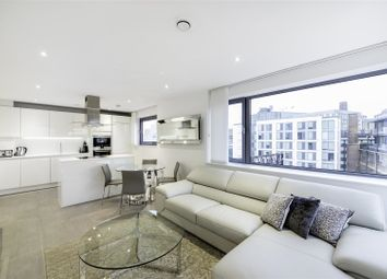 Thumbnail 2 bed flat for sale in Ewer Street, London