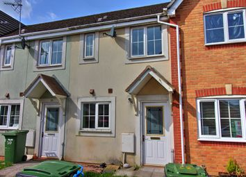 Thumbnail 2 bed terraced house for sale in Bluebell Drive, Llanharan, Pontyclun