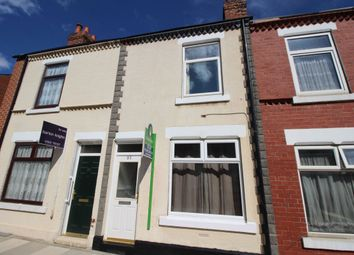 Thumbnail 2 bed terraced house to rent in Palmer Street, Hyde Park, Doncaster