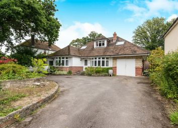 Thumbnail 5 bed bungalow for sale in Malibres Road, Chandlers Ford, Eastleigh