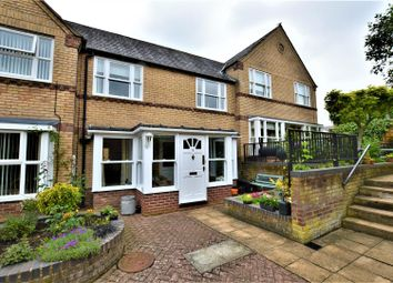 Thumbnail 2 bed terraced house for sale in St. Peters Court, Stamford