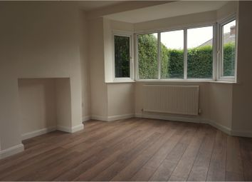 Thumbnail 1 bedroom end terrace house for sale in Stanton Crescent, Sheffield