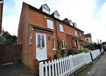 Thumbnail 2 bed end terrace house for sale in Lower Street, Stansted