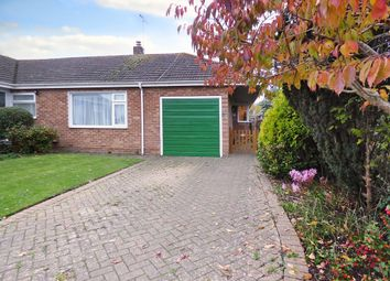 Thumbnail 2 bed semi-detached bungalow for sale in Winston Crescent, North Bersted, Bognor Regis