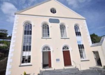 Thumbnail 3 bedroom flat for sale in Apartment 6 Capel Tabernacle, Sea View Terrace, Aberdovey, Gwynedd