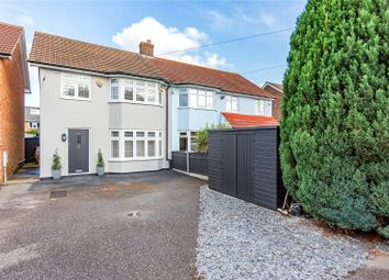 Sowrey Avenue, Rainham RM13. 3 bed semi-detached house
