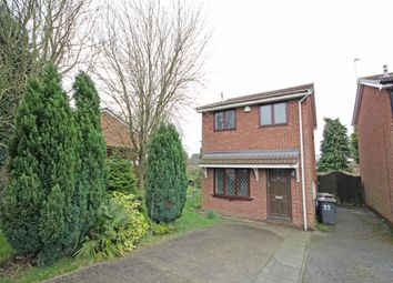 Thumbnail 2 bed detached house to rent in Rosecroft Gardens, Swadlincote