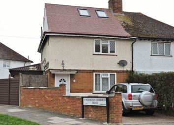 Thumbnail 3 bed flat to rent in Fleetwood Road, Kingston Upon Thames