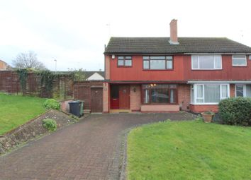 Thumbnail 3 bed semi-detached house for sale in Winchester Drive, Tuffley, Gloucester