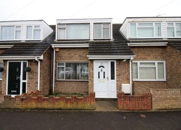 Thumbnail 3 bed terraced house for sale in Roman, East Tilbury, Tilbury