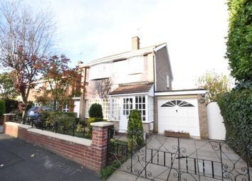 Thumbnail 3 bedroom detached house for sale in Silver Birch Rise, Scunthorpe