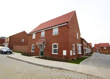 Thumbnail 4 bed detached house for sale in Mansion Rise, Castle Hill, Ebbsfleet Valley, Swanscombe