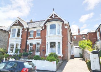 Thumbnail 4 bed semi-detached house for sale in Madeira Road, Ventnor