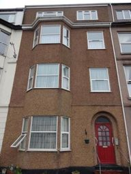 Thumbnail 1 bed flat to rent in Marine Road, Pensarn