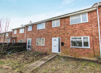 Thumbnail 3 bed terraced house for sale in Macbeth Close, Hartford, Huntingdon