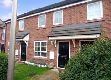 Thumbnail 2 bed terraced house for sale in 47, Harry Mortimer Way, Sandbach, Cheshire