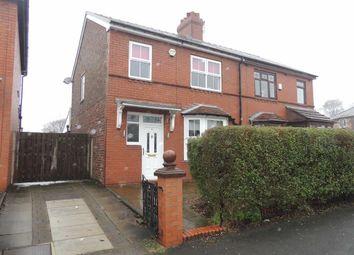 Thumbnail 3 bed semi-detached house for sale in Heys Road, Ashton-Under-Lyne