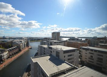Thumbnail 2 bed flat to rent in Falcon Drive, Cardiff Bay, Cardiff