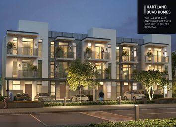 Thumbnail 5 bed town house for sale in Quad Homes, Sobha Hartland, Mohammed Bin Rashid City, Dubai
