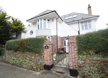 Thumbnail 4 bed detached house for sale in Culme Road, Mannamead, Plymouth