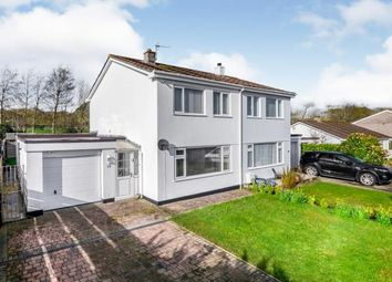 Thumbnail 4 bed semi-detached house for sale in Penzance, Cornwall