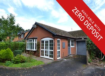 Thumbnail 2 bedroom detached bungalow to rent in Church Road, Webheath, Redditch