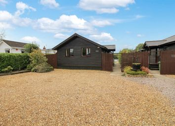 Thumbnail 3 bed bungalow for sale in Riverside Estate, Brundall, Norwich