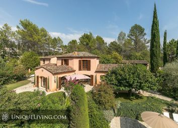 Thumbnail 5 bed villa for sale in Opio, French Riviera, France