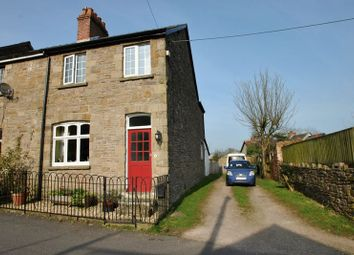 Thumbnail 3 bed end terrace house for sale in Brockhollands, Nr. Lydney, Gloucestershire