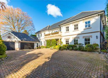 Thumbnail 6 bedroom detached house for sale in Shrubbs Hill Lane, Sunningdale, Berkshire