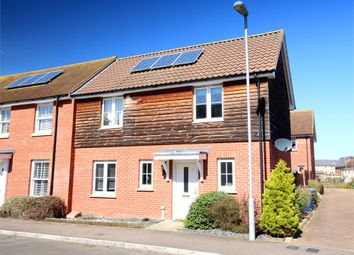 Thumbnail 2 bed semi-detached house for sale in Gorham Way, Eynesbury, St. Neots