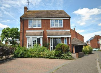 Thumbnail 4 bedroom detached house for sale in Oak Lodge Tye, Springfield, Chelmsford