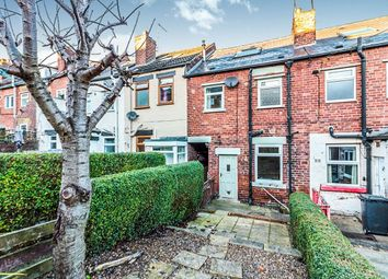 Thumbnail 4 bedroom terraced house for sale in Kirkstone Road, Sheffield