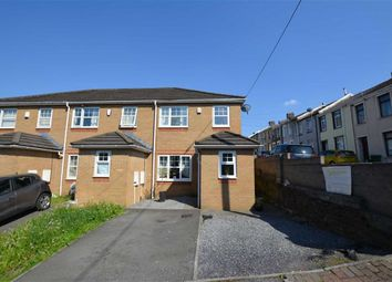 Thumbnail 3 bed terraced house for sale in Ynyslwyd Close, Aberdare, Rhondda Cynon Taff