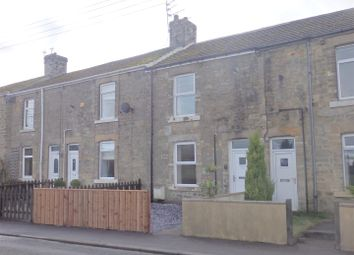 Thumbnail 2 bed terraced house to rent in Gladstone Terrace, Binchester, Bishop Auckland