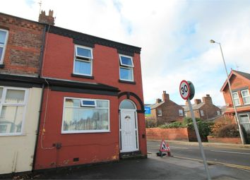 Thumbnail 3 bed end terrace house for sale in Shaftesbury Road, Crosby, Merseyside