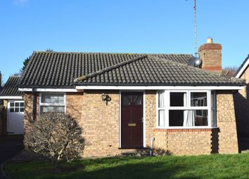 Thumbnail 2 bed detached bungalow for sale in Bradegate Drive, Peterborough